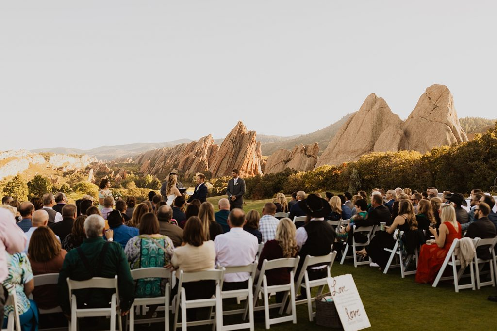 Littleton Colorado Arrowhead Golf Course Wedding